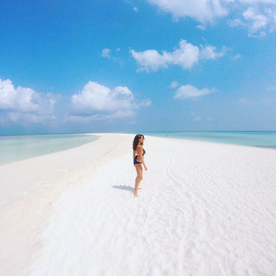 MALDIVES SAND BANK